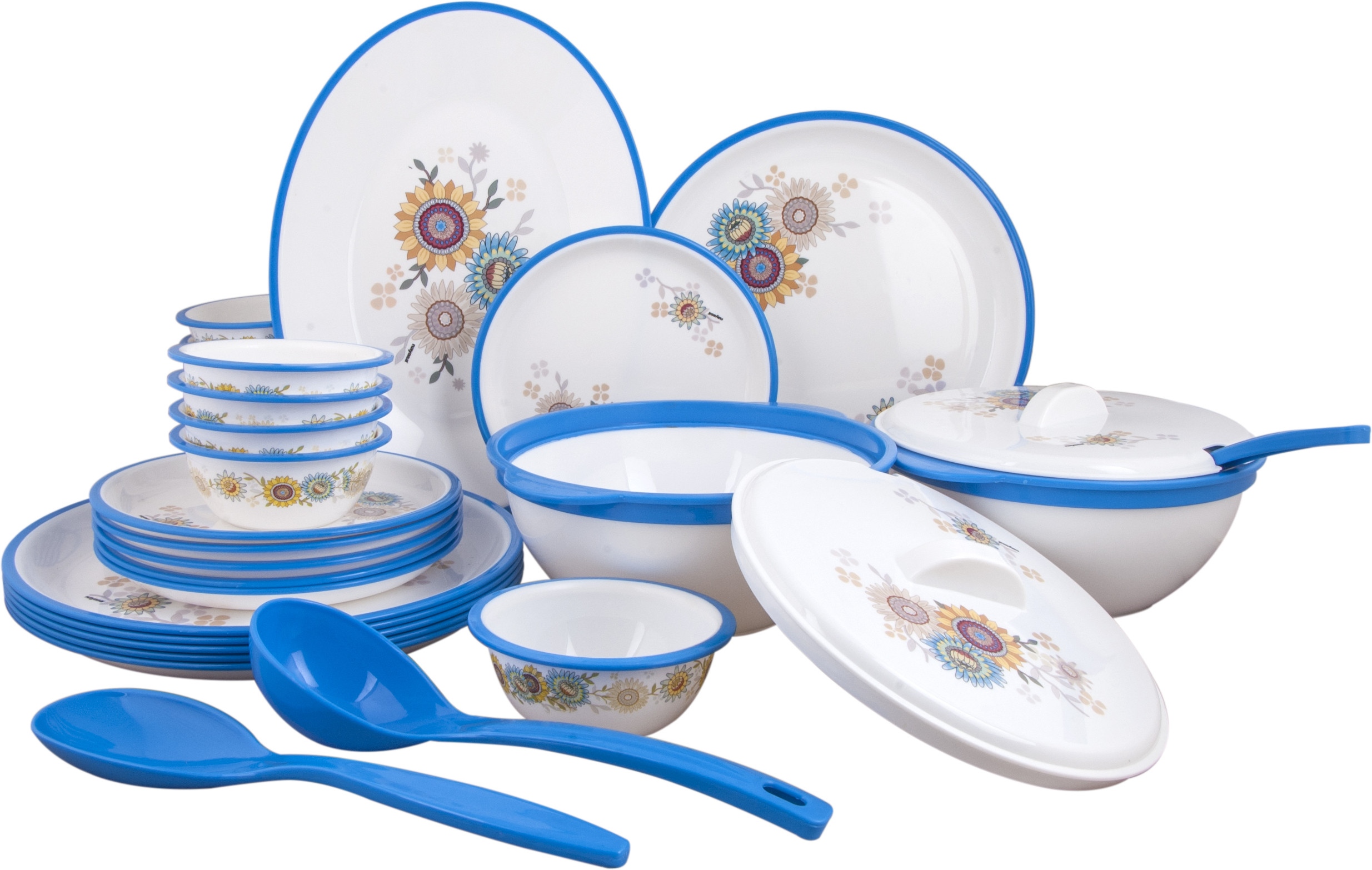 Wedding Gifts: Dinner Set is one of the best Useful Shopping Tips