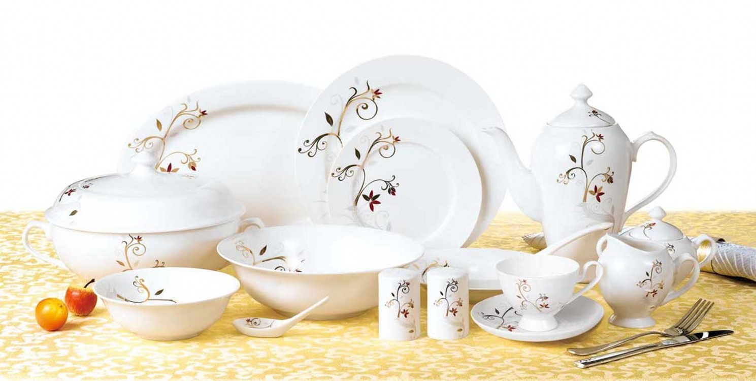 Wedding Gift Dinner Set : Wedding Gifts: Dinner Set is one of the best Useful Shopping Tips